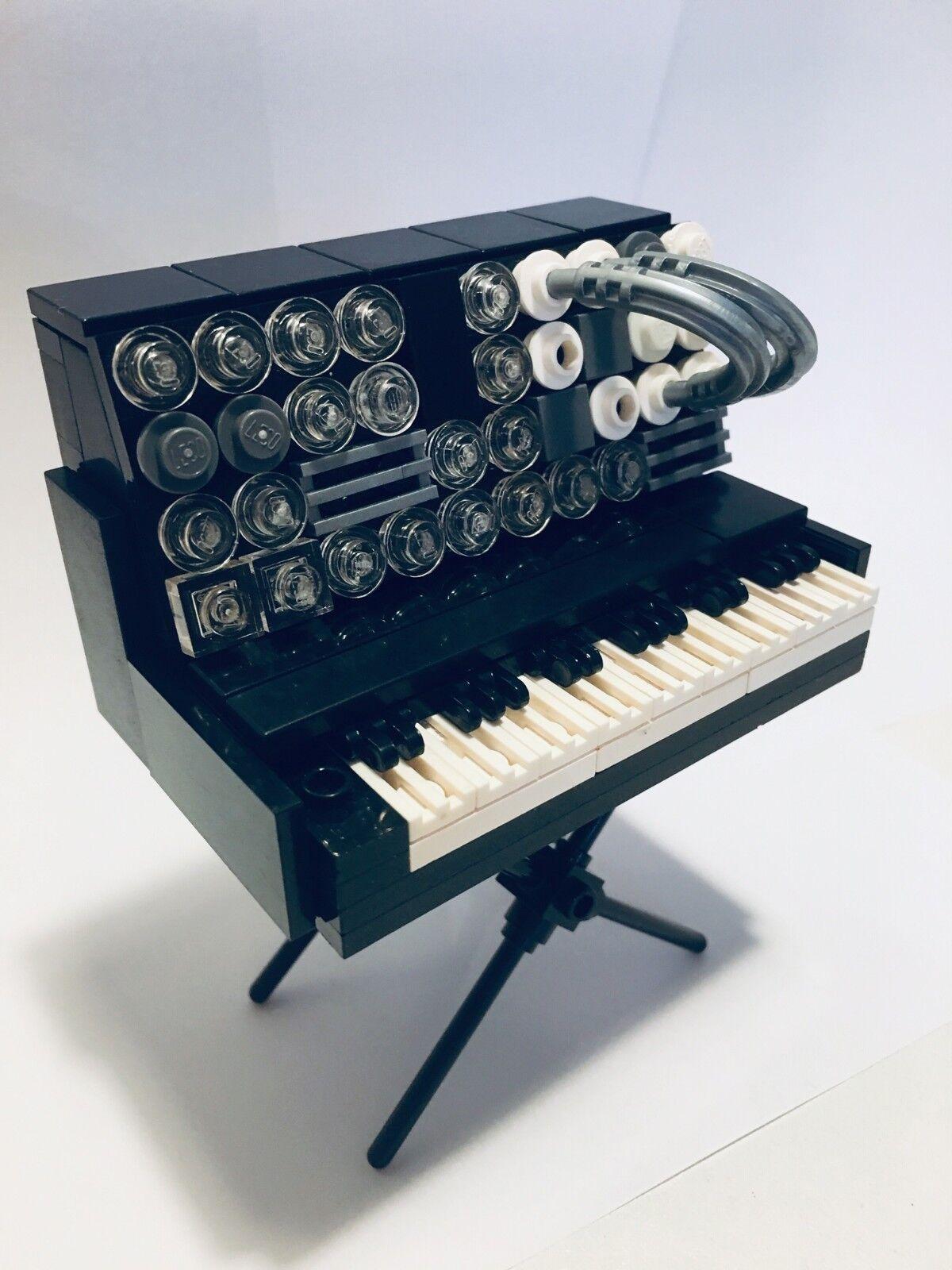 Lego - 1x Piano SyntheDimensioner Korg MS-20 -  fatto of Used Lego Parts  negozio di moda in vendita