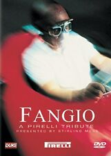 Champion Juan Manuel Fangio - Profile of a legend (New DVD) with Stirling Moss