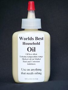 Worlds Best Household OIL- LUBRIFIANTS- rouille inhibiteurs- et Antirouille-t Inhibitors- and Penetrating Oils afficher le titre d`origine fbGLBKsh-07163830-121188171