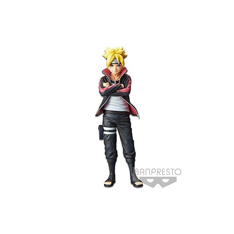 BANPRESTO Naruto Naruto Naruto Next Generationen Uzumaki Boruto figure Shinobi Beziehungen 23 462c72