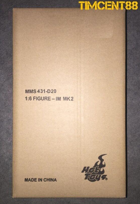 Ready caliente giocattoli MMS431D20 Iron  uomo Mark II 2 Tony estrellak Diecast Normal nuovo  vendita calda online