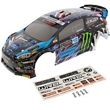 HPI 1/8 Ken Block WR8 Flux * 2015 FORD FIESTA ST RX43 BODY SHELL * Intergalactic