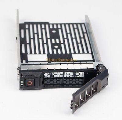 """12PCS by DHL 3.5/"""" HDD Tray Caddy F238F//X968D//G302D Dell R720 R720XD R530 R610"""