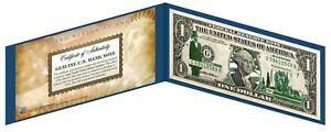 ILLINOIS-State-1-UNC-Bill-Genuine-Legal-Tender-U-S-One-Dollar-GRN-Banknote