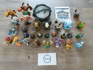 Jeu Skylanders Giants (PS3) + 28 figurines