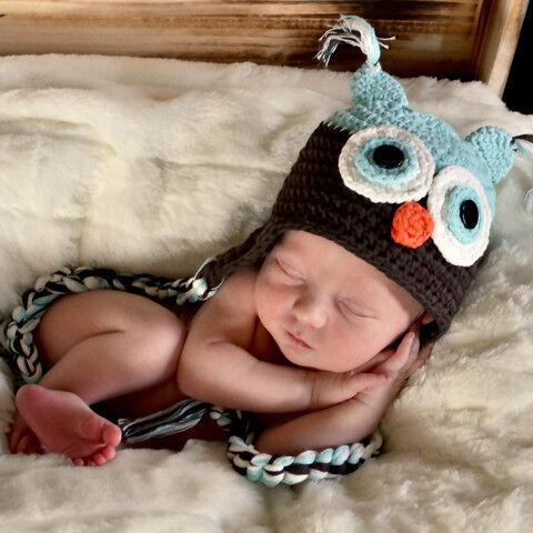 I/'m a Hoot Owl Hat
