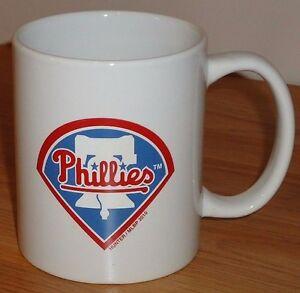 MLB-PHILADELPHIA-PHILLIES-white-ceramic-coffee-MUG-10-oz-NEW