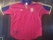 item 3 Vintage Spain National Team FEF Adidas Football Soccer Jersey Adults Men s  XL -Vintage Spain National Team FEF Adidas Football Soccer Jersey ... c57900676