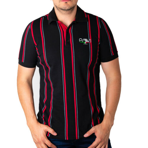 Pavi Italy lines Polo 05-0280 for men