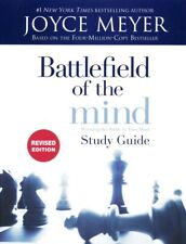 Battlefield of the Mind Study Guide : Winning the Battle in Your Mind by Joyce Meyer (2018, Trade Paperback, Revised edition)