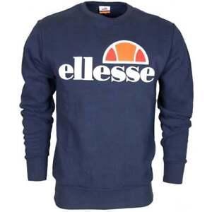 Ellesse-Succiso-Crew-Neck-Dress-Blues-Sweatshirt