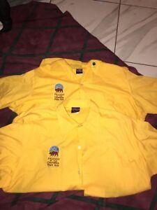 1993-California-State-Fair-Badge-Shirt-Staff-Friends-Of-Lot-USA-Made