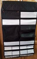 Mary Kay Consultant Double Sided Hanging Organizer Jewelry Makeup Storage Party