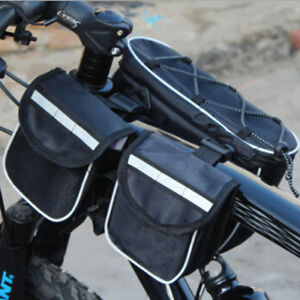4-IN-1-Multifunction-MTB-Bike-Bicycle-Front-Frame-Tube-Bilateral-Pannier-Bag