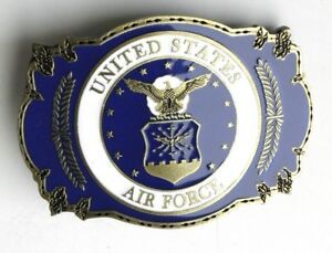 US-AIR-FORCE-USAF-BELT-BUCKLE-3-2-INCHES