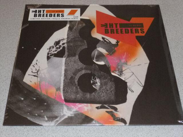 THE BREEDERS - All Nerve - LP ltd. Orange 180g Vinyl // NEU & OVP