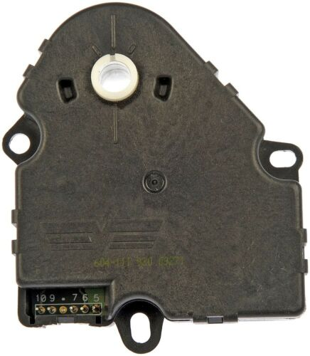 Right  Main Unit; HVAC Heater Blend Door  Actuator w//Manual or Auto AC GM Left
