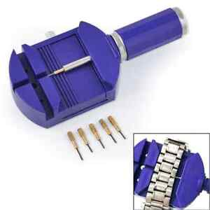Adjuster-Repair-Tool-Set-Link-Strap-Remover-5-Pins-For-Bracelet-Wrist-Watch-Band