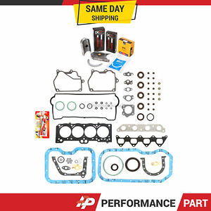 Fits-94-97-Toyota-Celica-1-8L-Gaskets-Rings-Bearings-7AFE
