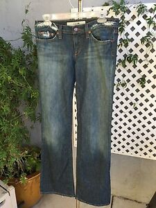 149e13f0605 JOES JEANS 'Jag' Women's Medium Wash Distressed Jeans Stretch Size ...