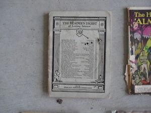 1929-Reader-039-s-Digest-Booklet-LOOK