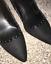 Catherines-Shoes-Black-Circle-Stud-Heel-Pumps-Womens-Plus-8-9-10-11-Wide-NIB thumbnail 3