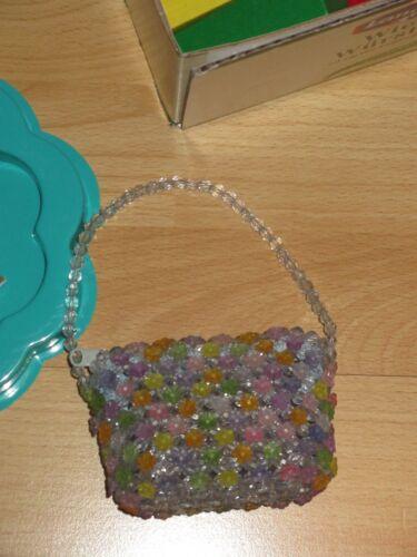 Holz Bausteine Spielzeug Sammlung Bastelset 3 D Blumen kleine Tasche
