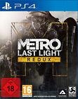 Metro: Last Light Redux (Sony PlayStation 4, 2016)