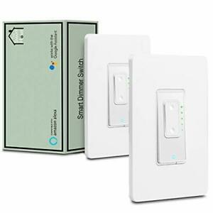 Details about 3 Way Smart Switch Dimmer by Martin Jerry | SmartLife App  Mains Dimming TRIAC