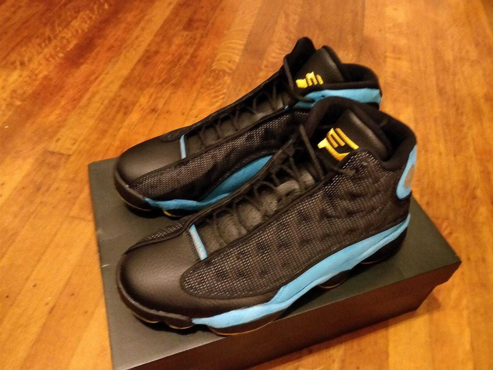 Nike air jordan 13 'cp pe chris paul giocatore edizione 823902-015 noi taglia 10