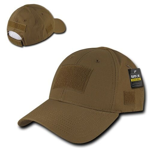 Coyote Tactical Ripstop Military Patch Operator Contractor Low Crown Cap Hat  for sale online  87c1f2128064