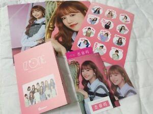 Izone Iz One Yuri Yoori Gmarket Giftcard Photocard Postcard Set Ebay
