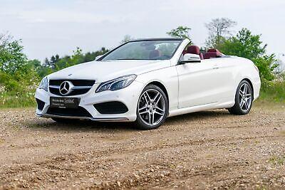 Annonce: Mercedes E350 3,0 BlueTEC AMG L... - Pris 0 kr.
