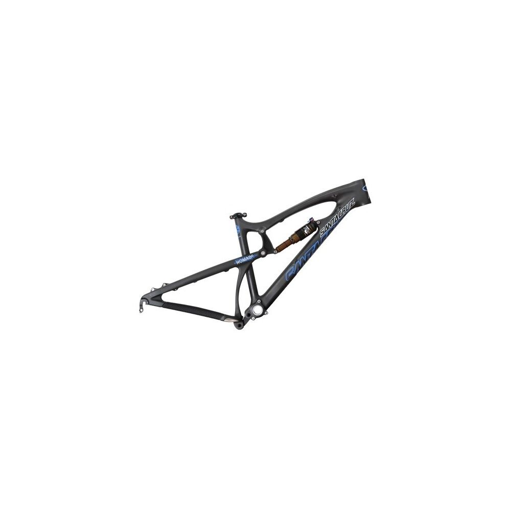 Invisiframe Nomad Carbon Frame Predection
