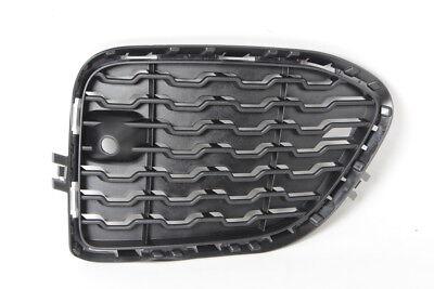 NEW OEM Genuine BMW X3 F25 X4 F26 Front Bumper Closed M Grille Left 51118056941