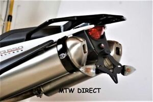 R-amp-G-RACING-Tail-Tidy-Licence-Plate-Holder-Husqvarna-TR650-Terra-2013