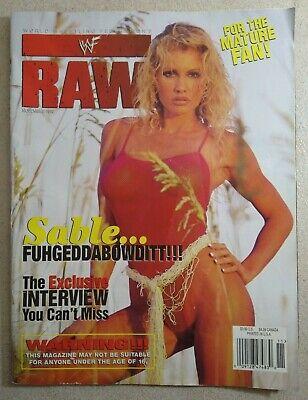 Vintage WWF Raw Magazine June 2000 Stone Cold Steve Austin