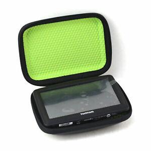 6-034-GPS-Sat-Nav-EVA-Hard-Case-Holder-For-GARMIN-Motorcycle-zumo-595LM