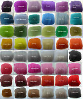 Heidifeathers Merino Felting Wool - Single Colours - 25g - Felting / Dreadlocks