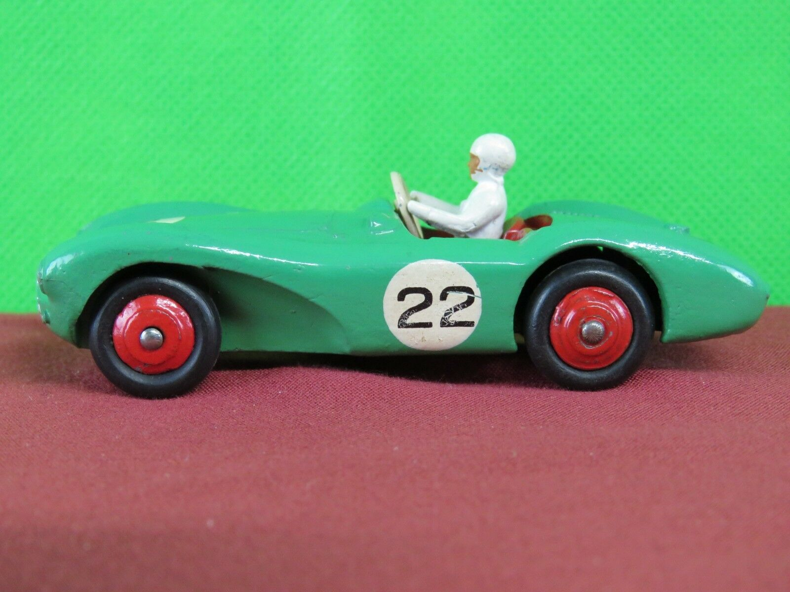 Vintage Loose Meccano LTD Dinky Toys 110 Aston Martin 22 Made in England