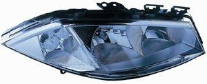 Headlight-Renault-Megane-2002-2005-Right