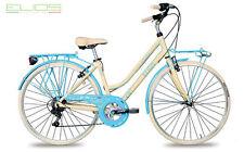 Bicicletta citybike CLASSIC Elios CONFORT DONNA 6 V 2016