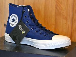 Details zu Converse Chuck Taylor All Star II Hi sodalite blue blau 150146C NEU sneaker