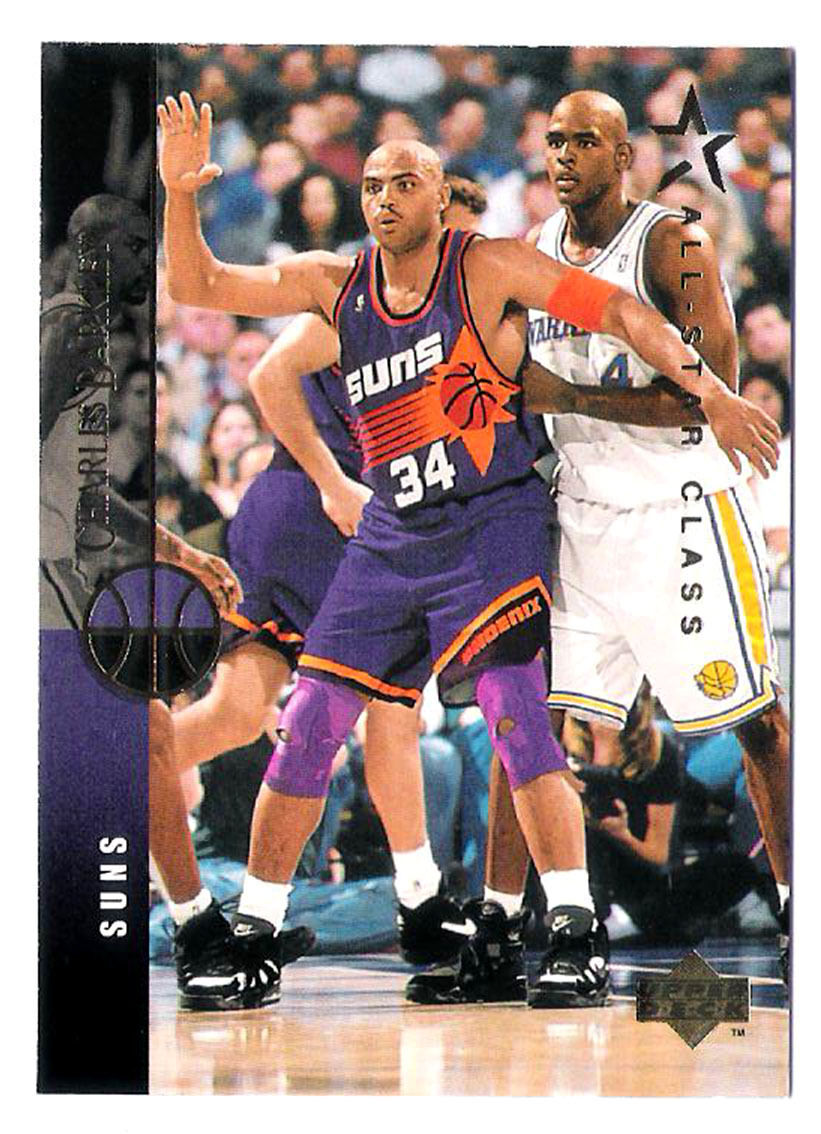 Charles Barkley 1994 Upper Deck All