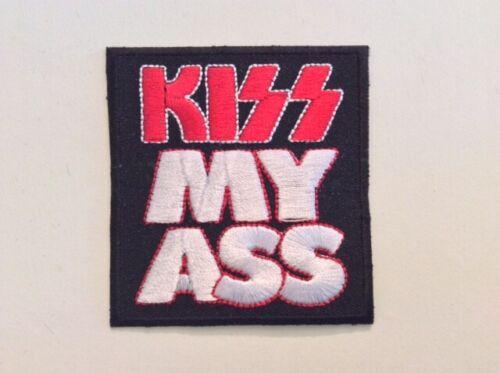 M143 PATCH ECUSSON KISS MY ASS 7*7,5 CM
