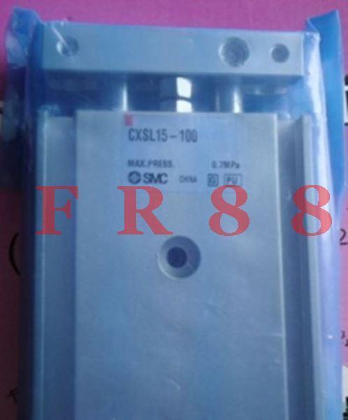 NEW SMC CXSL15-100 CXSL15-100 Dual Rod Cylinder