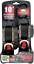Ratchet Tie Down Straps Heavy Duty Retractable Trailer Boat Hook Anchor Pair New
