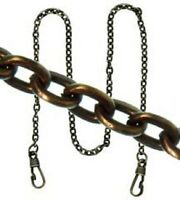 Purse Chain Lacis Handle Shoulder Crossbody Handbags Metal Replacement 48