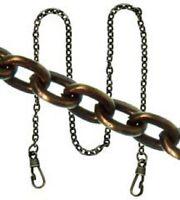 Purse Chain Lacis Handle Shoulder Crossbody Handbags Metal Replacement 16