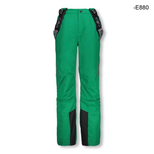 CMP giovani Neve Pantaloni Sci Snow Pants Salopette colore a scelta